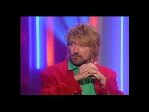 Rod Stewart  Interview   Wogan 1992