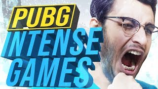 PUBG MOBILE LIVE: VERY INTENSIVE GAMEPLAYS. OMG!