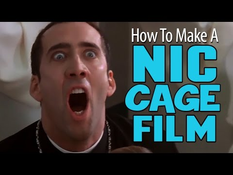 How To Make A NIC CAGE Film In 6 Minutes Or Less