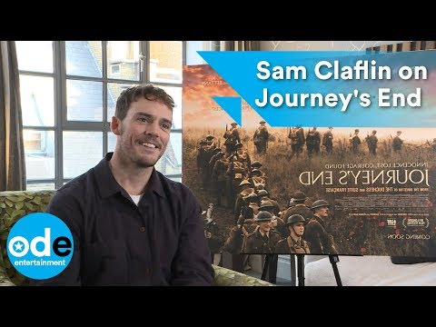Sam Claflin thinks his wife is 'the coolest mummy ever'