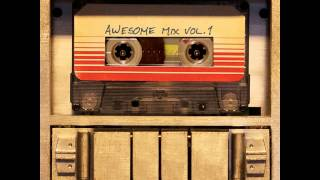 Guardians of the Galaxy - Awesome Mix Vol. 1 track 6 The 1:1 aspect...