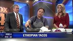 Ethiopian Tacos