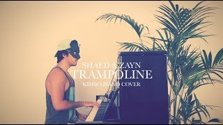 SHAED & ZAYN - Trampoline (Piano Cover + Sheets)