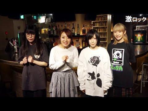 SPARK SPEAKER、両A面1stシングル&2nd DVD同時リリース!―激ロック 動画メッセージ