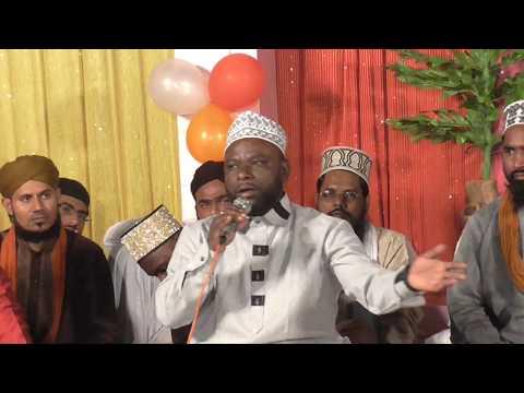 ALLAHU ALLAH ALLAHU ALLAH BY FARUKH BARKATI AT MARWAR JUNCTION 11/10/2017