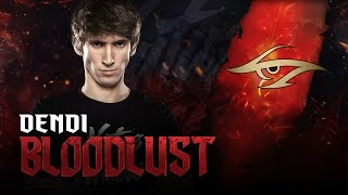 BLOODLUST: Dendi on Invoker vs Secret @ SL i-League StarSeries S2 LAN