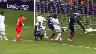 Team GB vs Uruguay