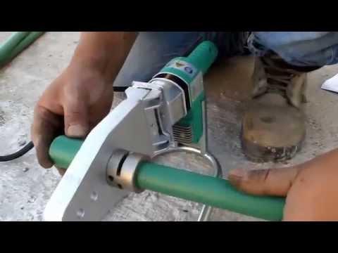 Instalando tuboplus en un ba o con agua fr a y agua for Como poner una llave de regadera
