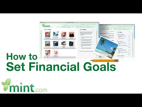 Reduce Your Debt By Setting Personal Finance Goals | How To Use Mint