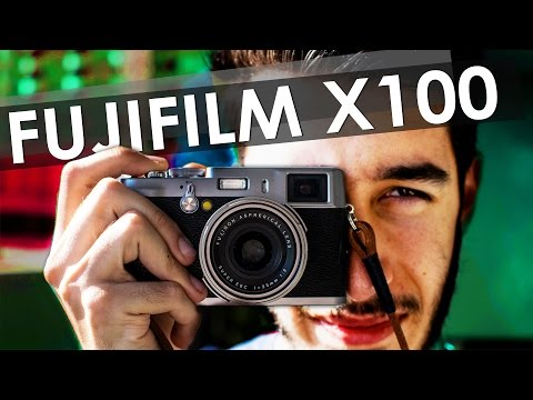 This MIRRORLESS is a DSLR KILLER? | 2017 FujiFilm X100 Review