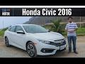 Honda Civic 2016 - Sobresale en su categoría