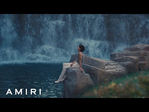 AMIRI SPRING-SUMMER 2022 RUNWAY SHOW
