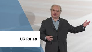 The Immutable Rules of UX (Jakob Nielsen Keynote)