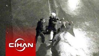 Gezi 39 de felç eden dayağın görüntüsü aranırken bir dayak olayı daha ortaya çıktı