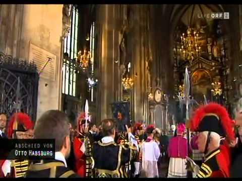 Otto von Habsburg - Requiem