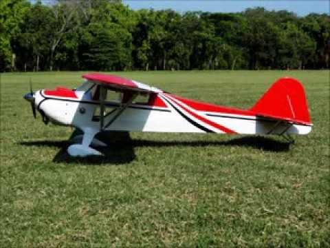 Hangar 9 Taylorcraft 26cc