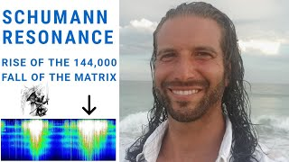 Schumann Resonance : 5D activation of the 144,000 rainbow warriors and collapse of the matrix