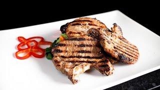 The Best Thai Grilled Lemongrass Pork Chop Recipe 香茅豬扒