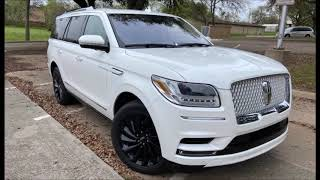 The Car Pro Test Drives the 2020 Lincoln Navigator