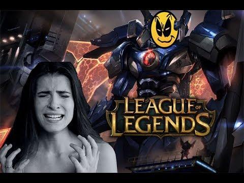 هلب مممممي【#90】 ليق اوف ليجيندز ARABIC League of Legends