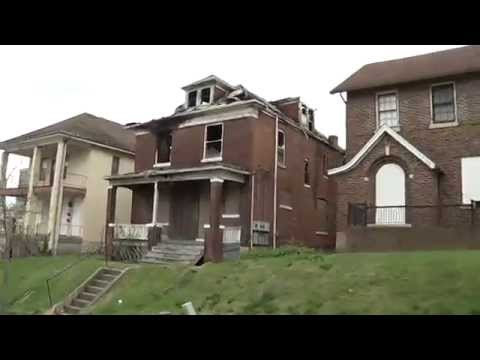 Historic Jefferson City buildings crumbling