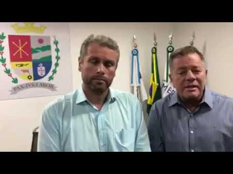 Prefeito de Barra Mansa pede calma à população diante de confirmação do Coronavírus na cidade