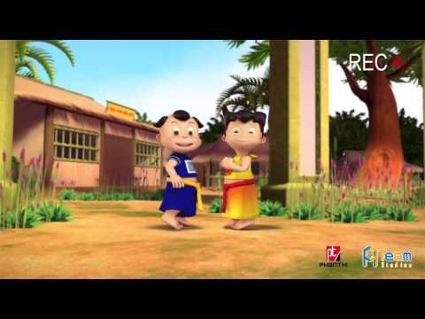 Những tín hiệu đầu tiên về phim hoạt hình Thần Đồng Đất Việt