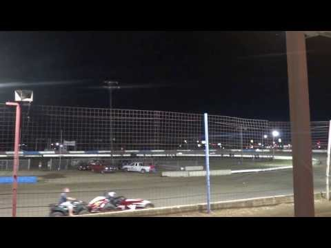 8-31-2013 Terre Haute Action Track vintage Race car