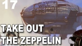 Bioshock infinite - Take out the zeppelin, go to the factory ( no commentary )