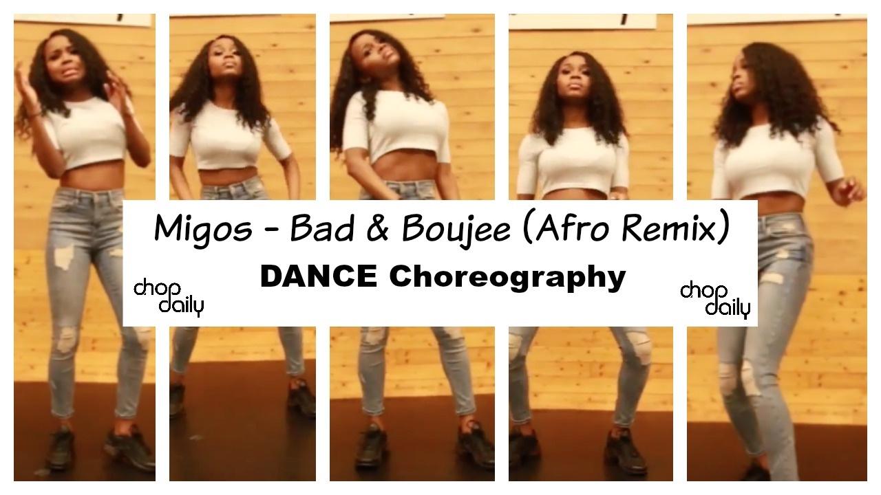Migos - Bad & Boujee Afro Remix (Dance Video)