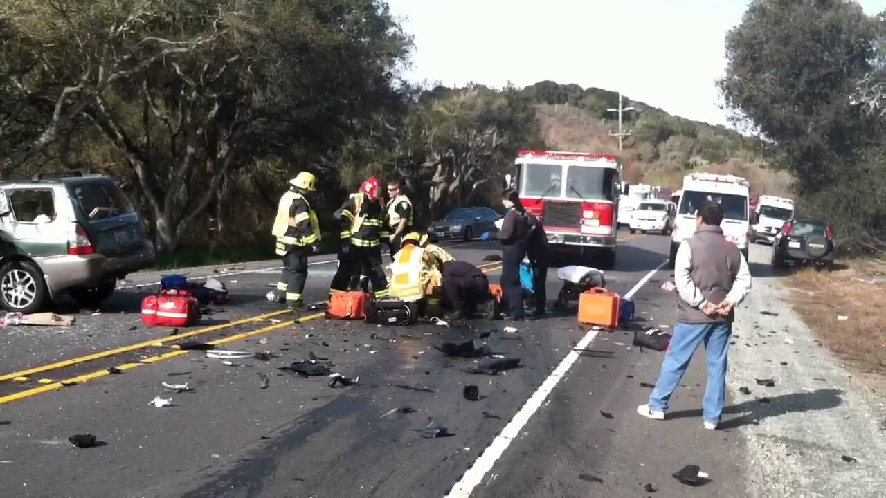 Highway 68 crash