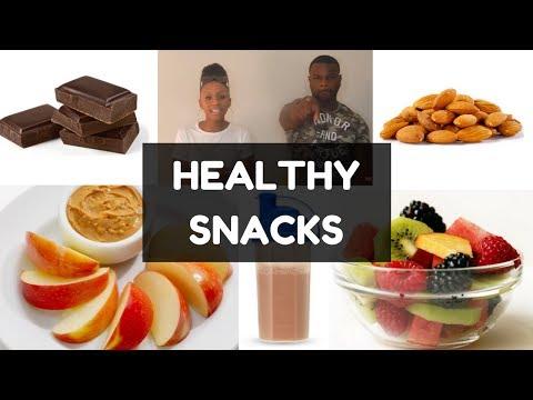 Easy Healthy Snack Ideas!!