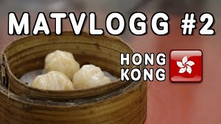 VLOGG #2: Äter Dim sum och bor i Poon byn!