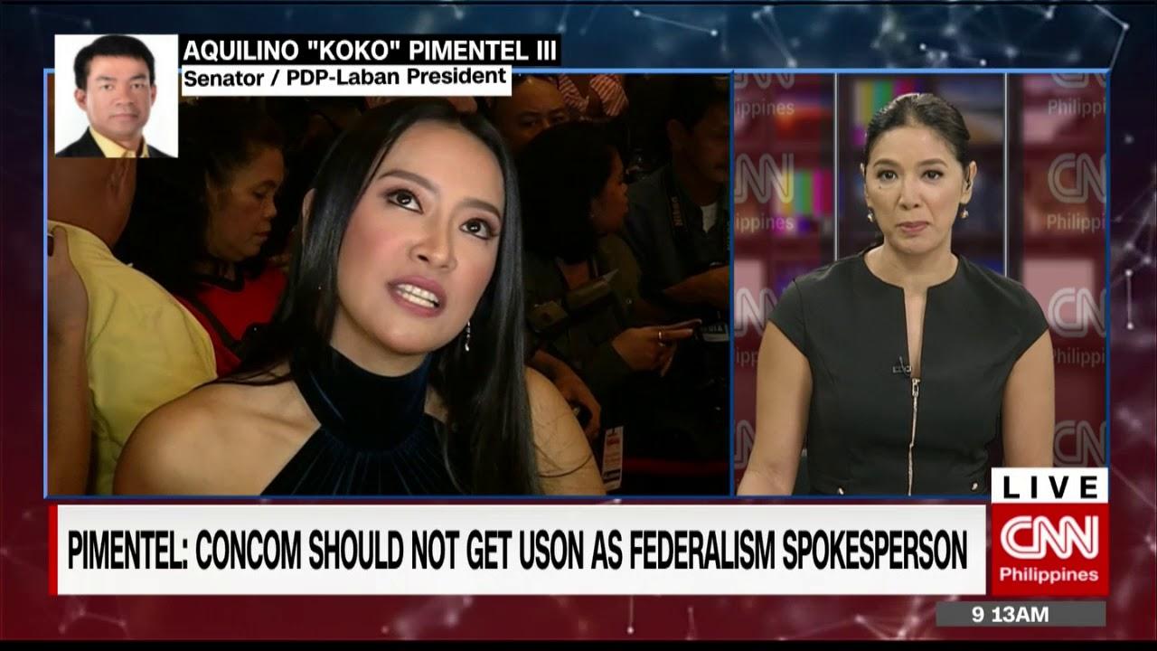 'The Source' speaks to Senator Koko Pimentel and ConCom Spokesperson Ding Generoso