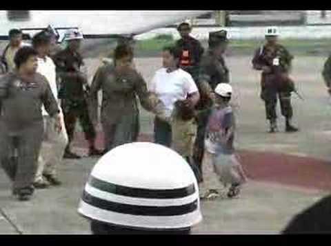 RP Military Holds Children Of Jemaah Islamiya Bomber