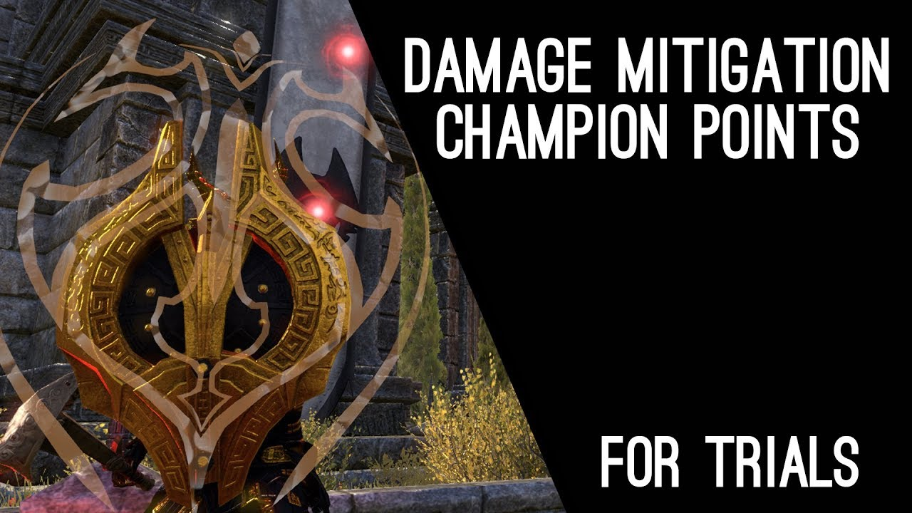 Maximize Damage Mitigation in Trials & Arenas for ESO - AlcastHQ