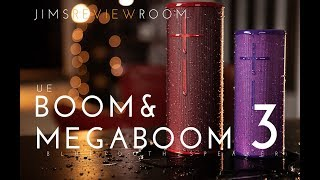 UE Boom 3 and Megaboom 3 - REVIEW