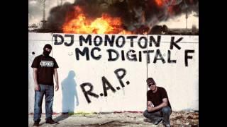 DJ Monoton K & MC Digital F - Im Untergrund vernetzt