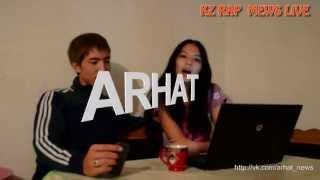 KZ RAP NEWS LiVE 3 (ARHAT (Madina a.k.a Queen & N.S.T)