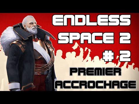 [LP narratif] Endless Space 2 #2 - Premier accrochage |