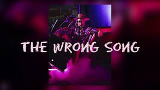 Adán Cruz - The Wrong Song [Prod. x Colega Beats]