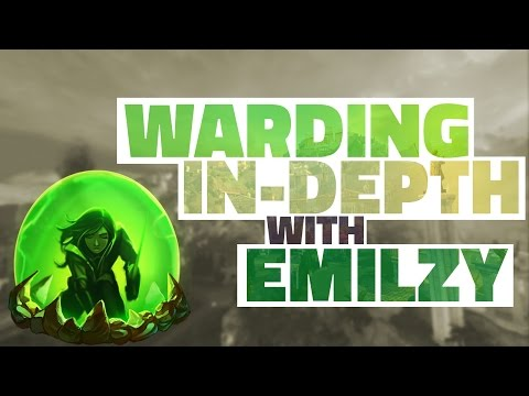SMITE: WARD LIKE A PRO | Warding In-Depth Guide w/ EmilZy (Season 4)
