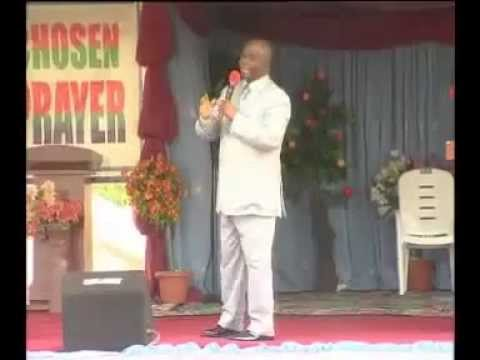 """Pastor Lazarus Muoka of The Lord's Chosen preaches """"Time for God to prove His Power"""" an open Crusade"""