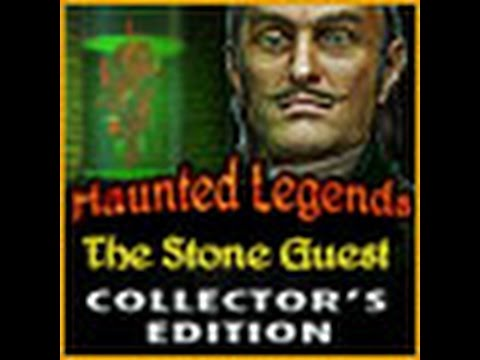 Haunted Legends 5: The Stone Guest Collector's Edition Walkthrough (Full Game)