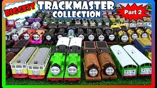 The BIGGEST TRACKMASTER Collection |THOMAS AND FRIENDS Trackmaster Toy Trains Collection Part 2