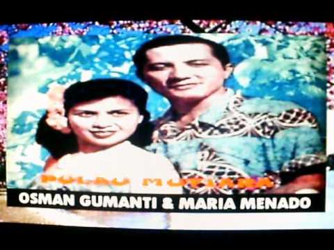 P. Ramlee & Rubiah - Bayangan Wajahmu (Pulau Mutiara) 1951.AVI
