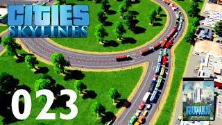CITIES SKYLINES ► #023 - Das geht so nicht ► Let's Play Cities: Skylines German