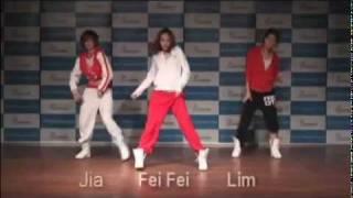 "JYP ""Sisters"" Boom Boom Pow Dance"