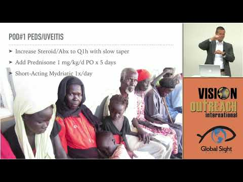 Post-Op Management in Africa - John Cropsey MD
