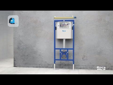 Duplo WC - Installation (new) | Roca